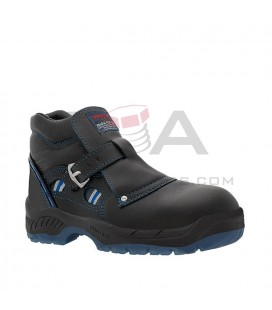 Bota de seguridad FRAGUA PLUS S3 Negra - PANTER 434021700