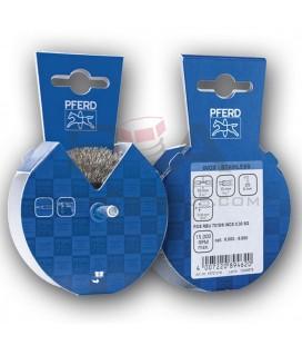 Carda Redonda POS RBU 8015/6 INOX SG - PFERD