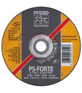 Disco desbaste E P PSF - PFERD