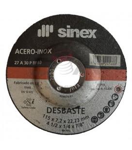 Disco de desbaste E - SINEX