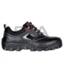 Zapato de seguridad ORCADI S3 SRC Negro/Negro - COFRA FW400-000