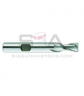 Fresa HSSE TIALN DIN327N 2D - 3110 - HEPYC 31101