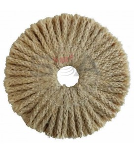 Disco cuerda SISAL natural - SUMA