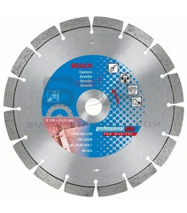 Disco de corte de diamante Best for Stone Cantero 22,23 mm - BOSCH