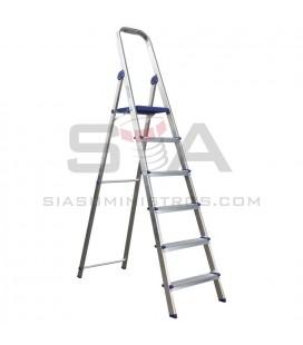 Escalera doméstica de aluminio - SVELT CASA