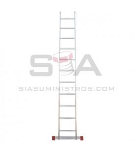 Escalera de aluminio doméstica de un tramo - SVELT OK1