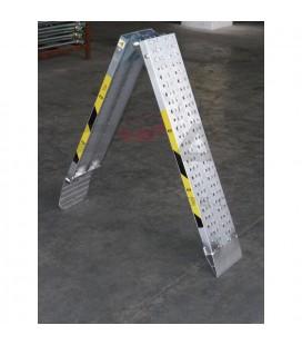 Rampa de aluminio plegable - SVELT RLP