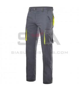 Pantalón Stretch bicolor - VELILLA 103008S