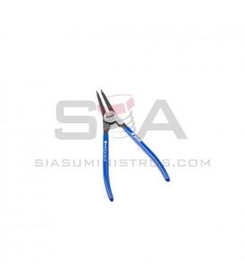 Alicate para anillos de seguridad exteriores de bocas rectas - SINEX