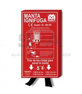 Manta ignífuga - MARCA 2388-MI