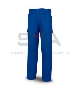 Pantalón BASIC LINE tergal. Color Azulina - MARCA 388-P
