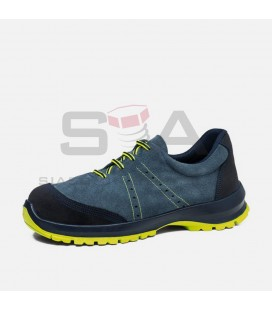 Zapato de seguridad ACEBO CM S1+P+SRC Azul - ROBUSTA 92054
