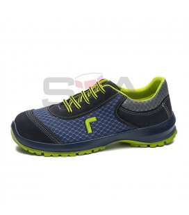Zapato de seguridad ACEBO FRESH S3+SRC Azul/Negro - ROBUSTA 92060