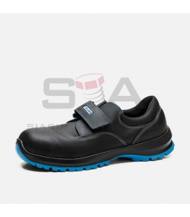 Zapato de seguridad ENEBRO VLCO S3+CI+SRC Negro - ROBUSTA 92076