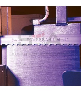 Sierra de cinta cortes exigentes M51 SP - 27x0.90 mm - STARRETT