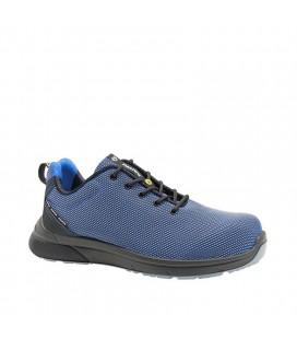 Zapato de seguridad FORZA SPORTY S3 ESD Azul - PANTER