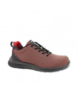 Zapato de seguridad FORZA SPORTY S3 ESD Rojo - PANTER