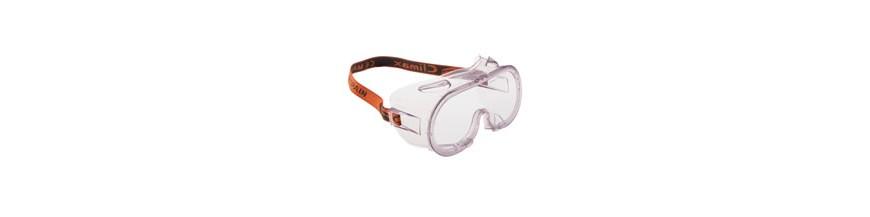 Gafas integrales de seguridad